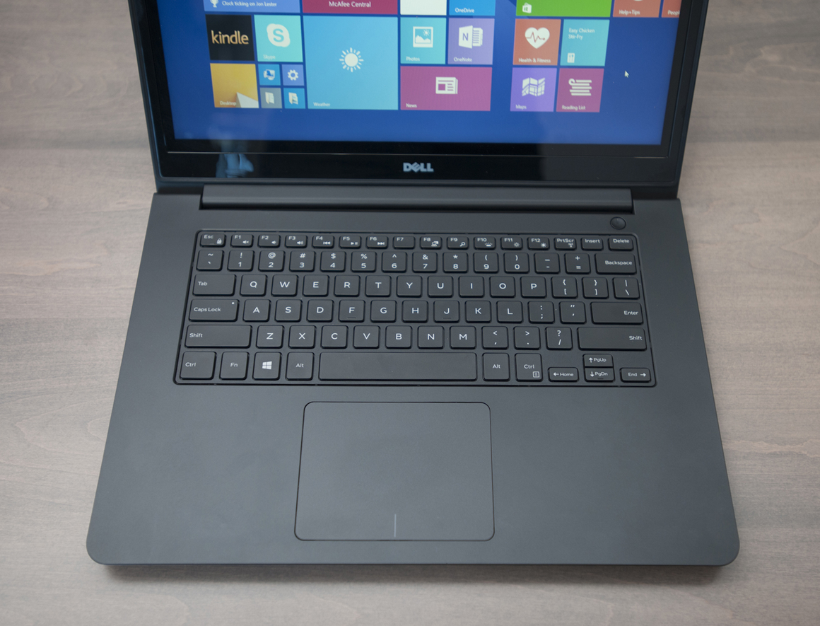 Dell Inspiron 14 5000 Series review: An attractive $750 laptop