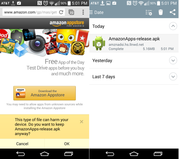 How to sideload an app onto your Android phone or tablet | Greenbot