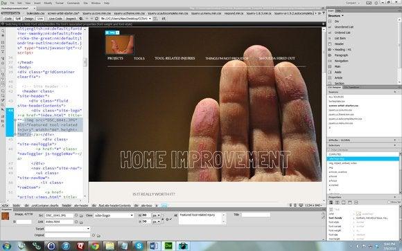 dreamweaver cc 2014 screen liveview
