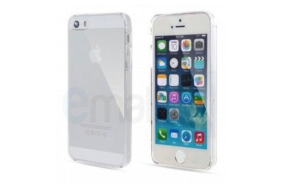 emallbox transparentcrystal iphone