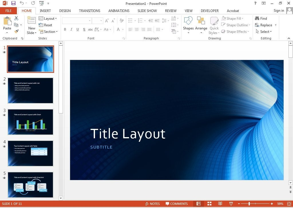 make your powerpoint presentations pop with charts, graphics, and, Presentation templates