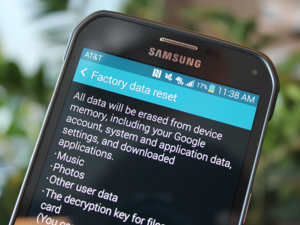 How to perform a factory reset on your Android phone or tablet