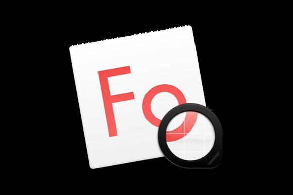fonts mac icon