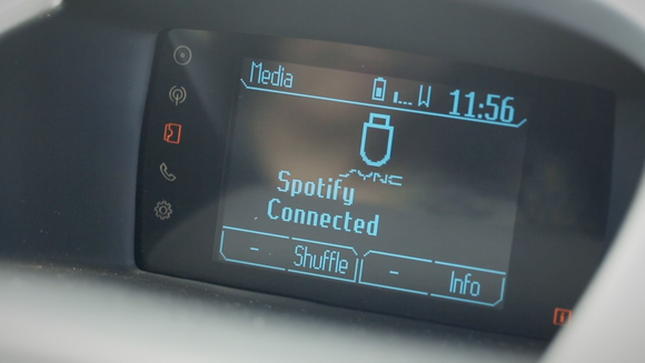 ford sync applink spotify connected july 2014