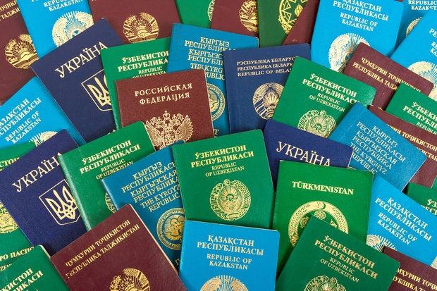 foreign passports visa hb1