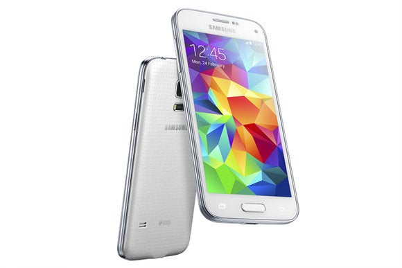 galaxy s5 mini side