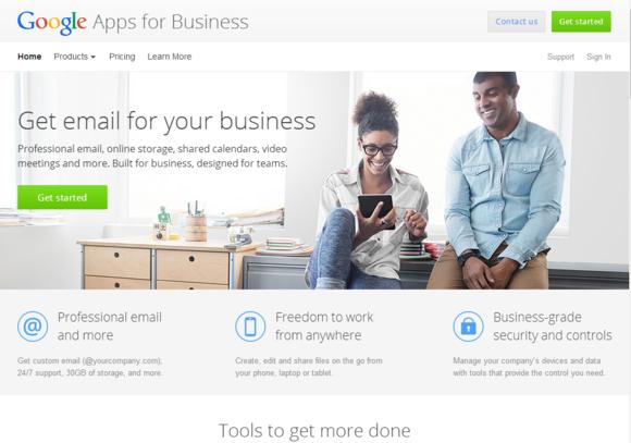 google apps for biz