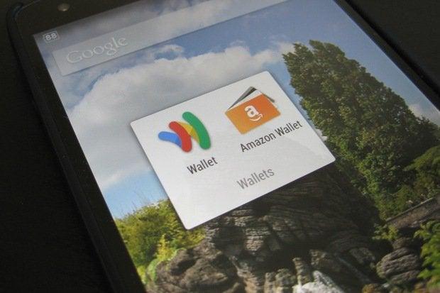 google vs amazon wallet