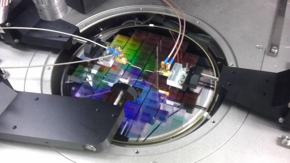 ibm graphene wafer