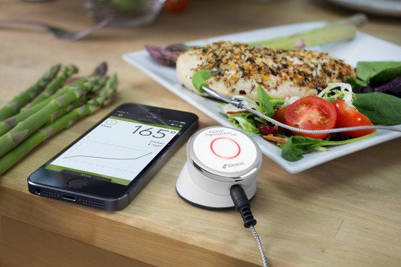 iDevices Kitchen Thermometer Mini