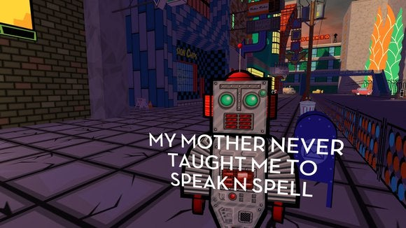 jazzpunk robot
