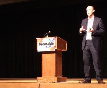 joe fitzgerald deloitte wearable tech expo