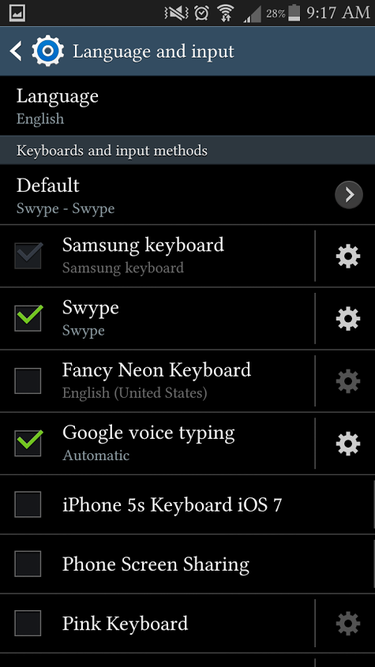 Type In Style How To Change Your Android Keyboard Greenbot