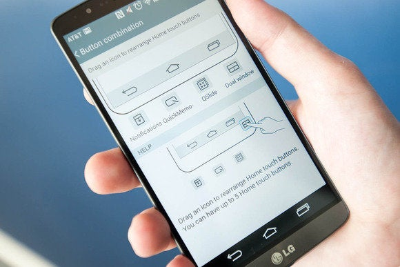 how to unlock a pattern code on a lg phone