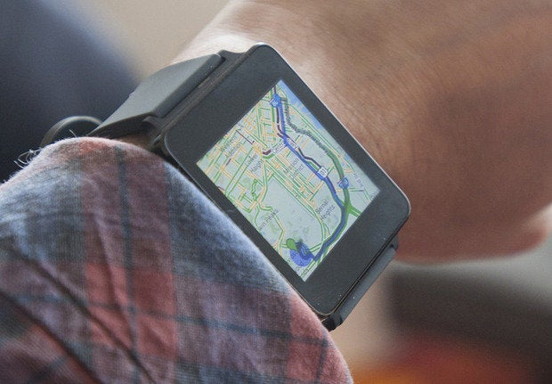 LG G Watch review: A dull container for Google's exciting ...