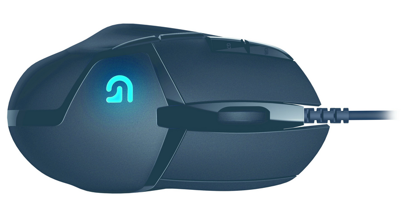 Logitech unveils the G402 Hyperion Fury, the 'world's