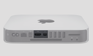 Mac mini Thunderbolt HDMI