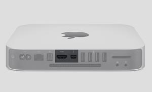 Mac mini Thunderbolt HDMI
