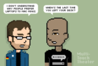 Comic: I'm worried about the Mac mini