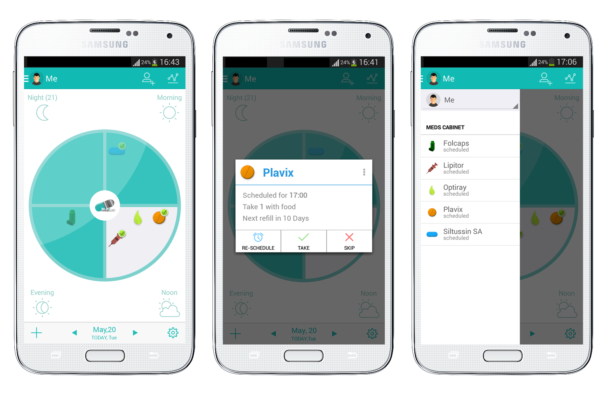 Medisafe Adds Android Wear Support To Remind You To Take