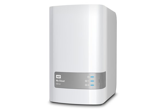 western digital my cloud mirror firmware