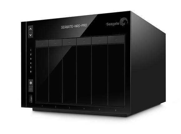Seagate NAS Pro