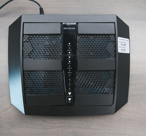 Hands On Netgear Nighthawk X6 R8000 Wi Fi Router Review