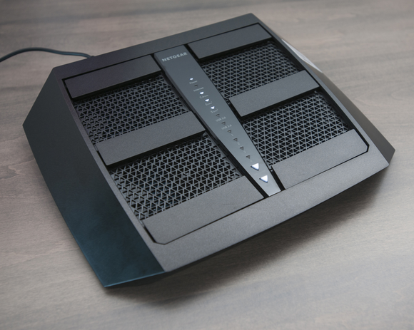 Hands-on Netgear Nighthawk X6 (R8000) Wi-Fi router review