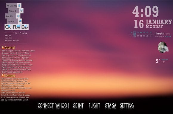 10 best Rainmeter skins | PCWorld