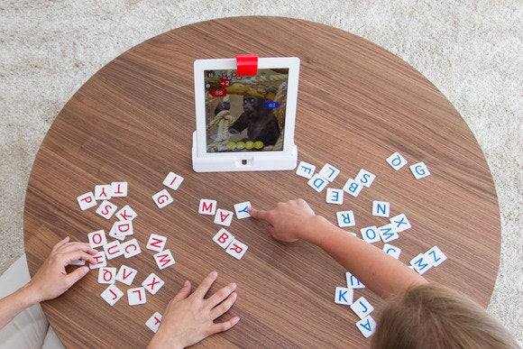 Osmo review: Hands-on iPad games with real pieces give kids new ways ...