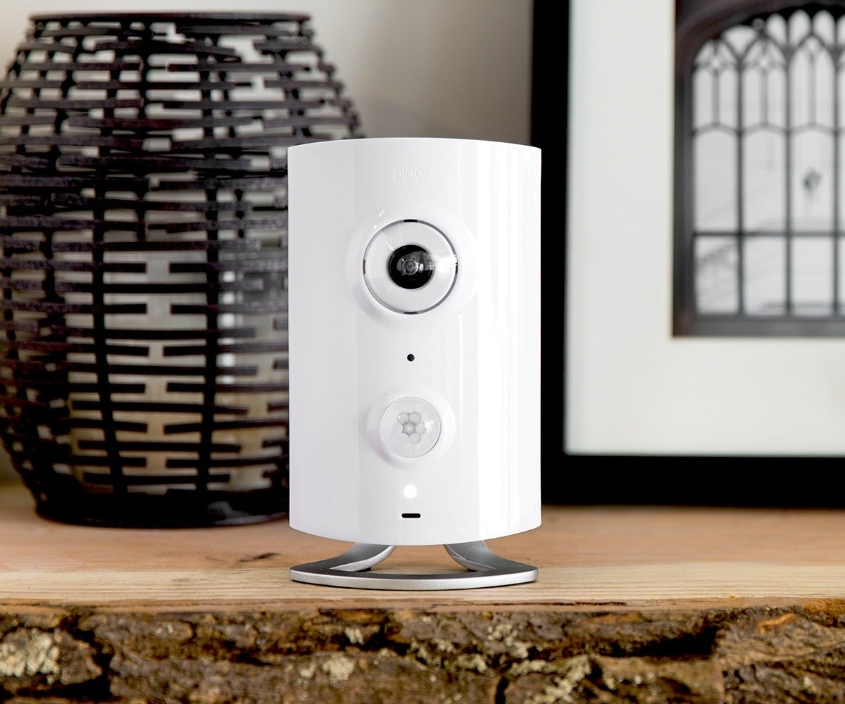 Piper Home Security >> Piper Review This Security Camera And Z Wave Hub Has Room To Grow