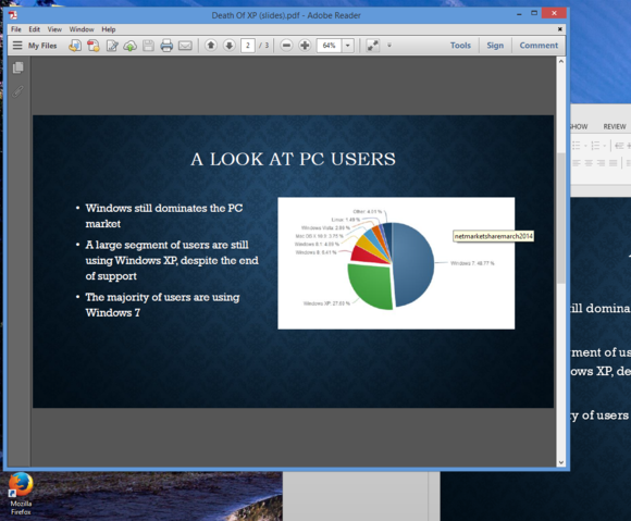 PowerPoint PDF slides