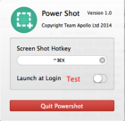 Team Apollo Powershot