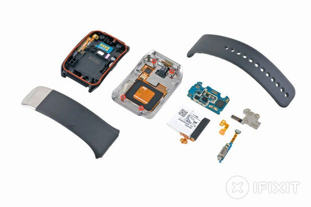samsunggearlive teardown