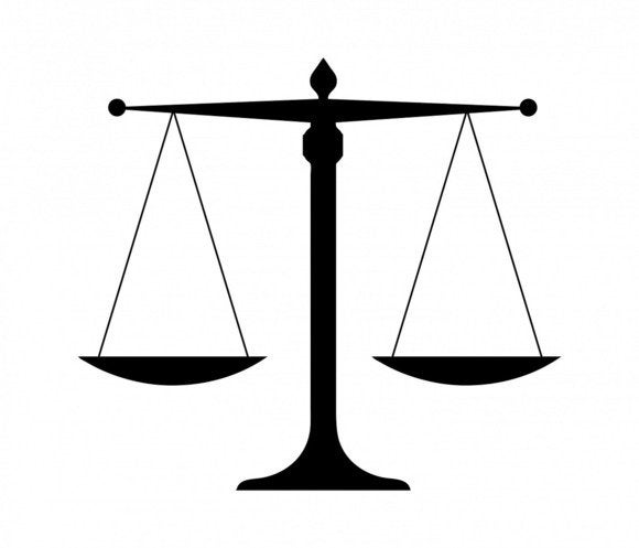 scales weight justice balance