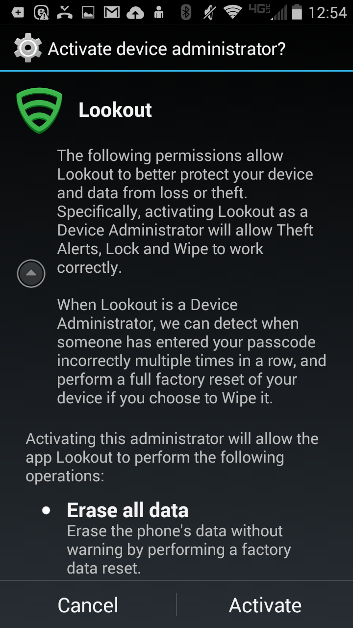 Lookout Premium review: Outstanding anti-theft protection