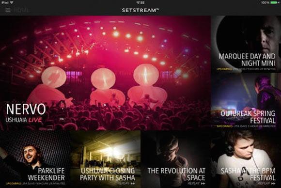 setstream