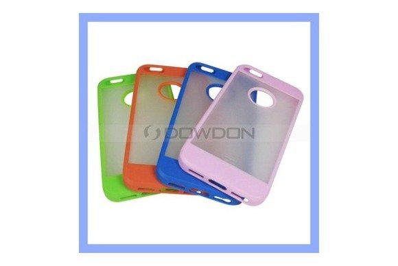 shenzhen dowdun clearback iphone