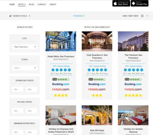 speedspot hotels in san francisco
