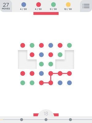 two dots ipad iphone game review 800a
