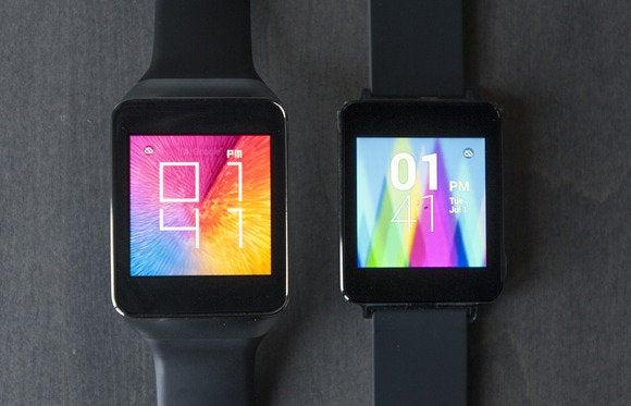watch displays