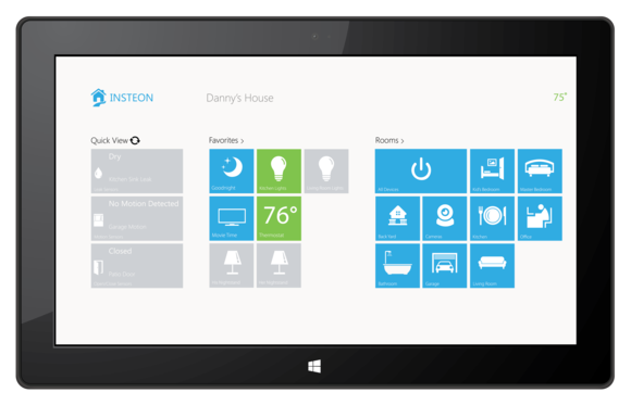 windows tablet dannys house