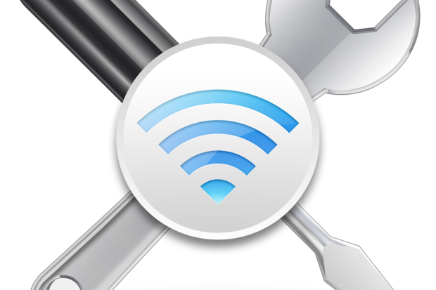 wireless diagnostics icon
