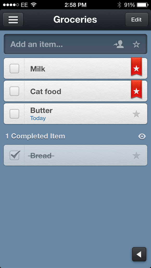 six grocery shopping apps to replace your paper list
