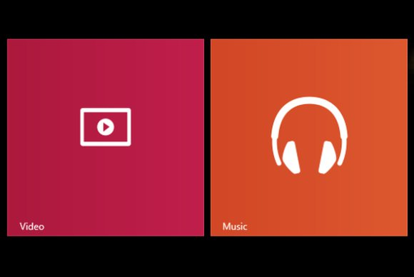 xbox video and music