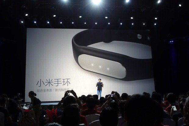 xiaomi smartband
