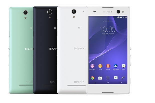 xperia c3 group