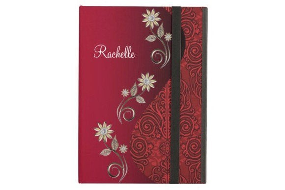 zazzle redmonogram ipad
