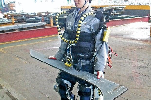 080414 robot suit