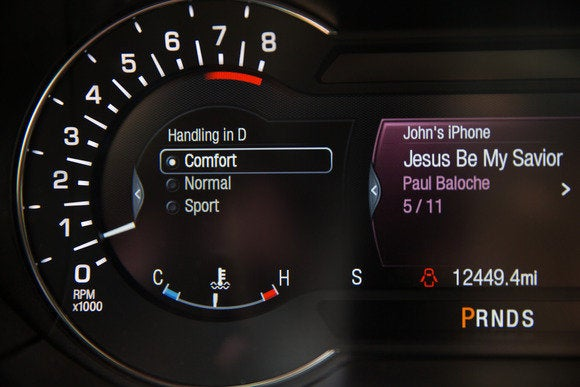 2015 lincoln mkz handling in d 2
